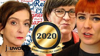 """""""Covidioten"""" ist das Wahre Unwort des Jahres 2020!"""