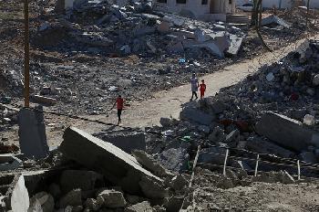 Die Abrisse palästinensischer Häuser, von denen Sie nichts erfahren haben