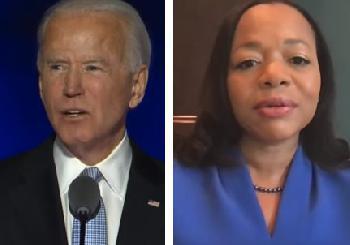 Joe Biden nominiert anti-semitische Rassistin als Bürgerrechtschefin