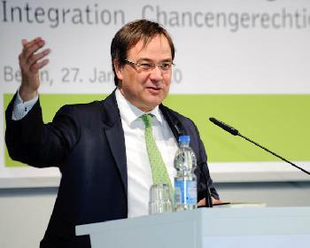 Worte des neuen Vorsitzenden Laschet [Video]