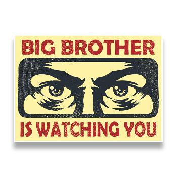 """Buchvorstellung """"2020"""": Die reale Vollendung der Orwellschen Dystopie"""