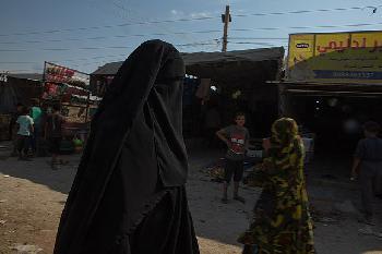 Zwölf Morde in syrischem Flüchtlingslager