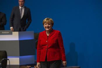 Nicht das Coronavirus - Frau Merkel ist die Zumutung!