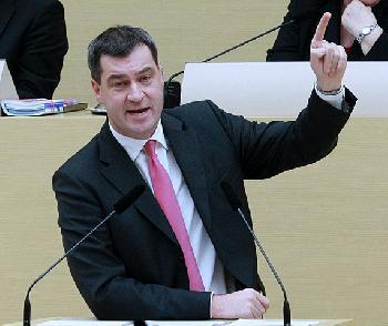 Lockdown-Koalitionskrach in Bayern?