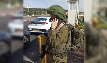 IDF-Soldat aus London vereitelt Terroranschlag in Samaria