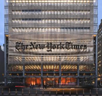 """Iranisches Regime bezahlt Gastkommentator der """"New York Times"""""""