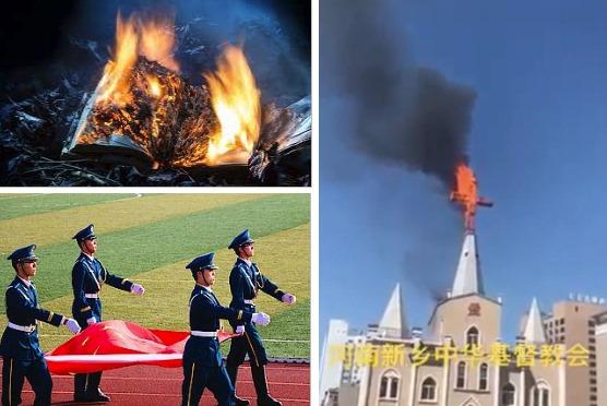 China: Bibelverbrennungen und Christenfolter