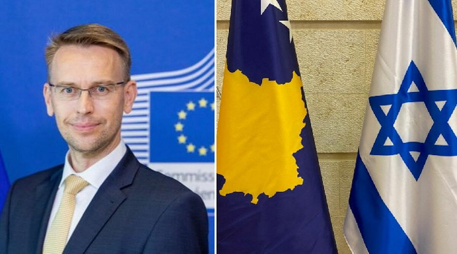 Botschaftseröffnung in Jerusalem: EU droht Kosovo erneut