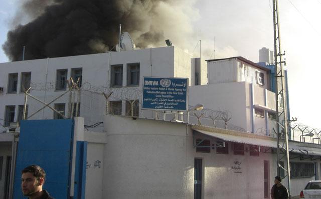 Die Vereinigten Arabischen Emirate kürzen Mittel für UNRWA