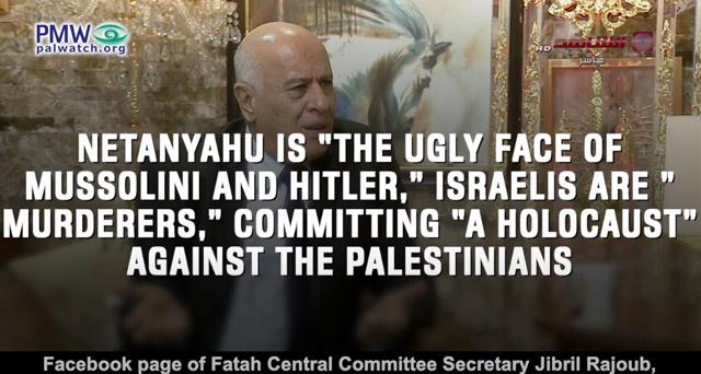 Möglicher Abbas-Nachfolger vergleicht Netanjahu mit Hitler und Mussolini  [Video]