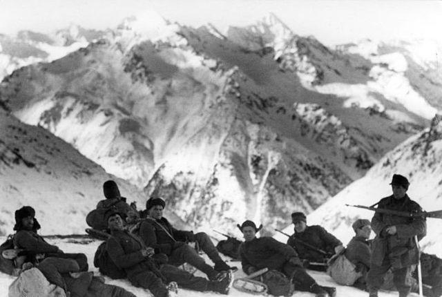 Wie die Juden des Kaukasus eine Epidemie nutzten, um die Nazis auszutricksen