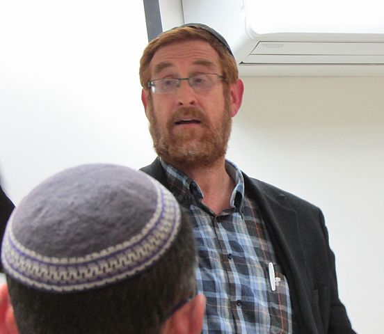 Yehuda Glick im Interview [Video]