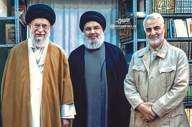 Der Führer der Hisbollah bedroht Israel