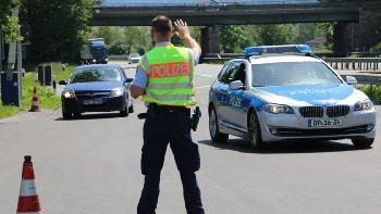 Verstärkte Grenzkontrollen auch an den europäischen Binnengrenzen