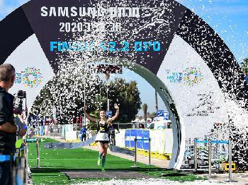 Tel Aviv Marathon 2021 findet online statt