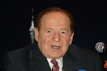Sheldon Adelson im Alter von 87 Jahren verstorben