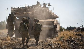 IDF vereitelt iranische Verschwörung, Krieg an der israelisch-syrischen Grenze auszulösen