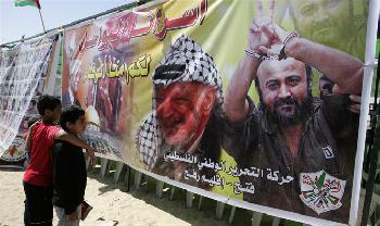 Abbas sendet Grüße an einen verurteilten Terroristen