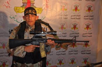 Stoppt die Rekrutierung palästinensischer Kinder als Soldaten