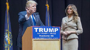 Trump teilt CPAC mit, dass er ein mutmaßlicher GOP-Kandidat für 2024 ist