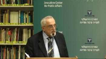 Der Antisemitismus-Experte Dr. Manfred Gerstenfeld ist gestorben