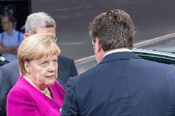 Inzidenzwert 10: Hinterm Horizont wartet Merkel