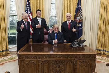 USA: McConnell sagt, er würde Trump unterstützen, wenn er 2024 nominiert würde