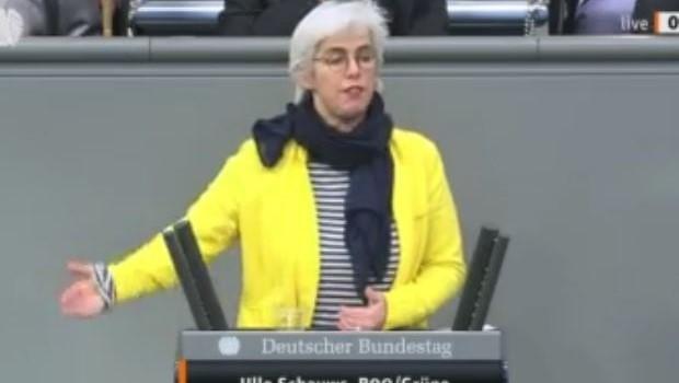Bundestag: Bündnis 90/Die Grünen fordern eine feministische Regierung!