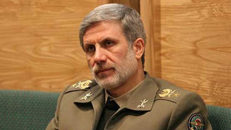 Irans Verteidigungsminister droht, Tel Aviv zu zerstören