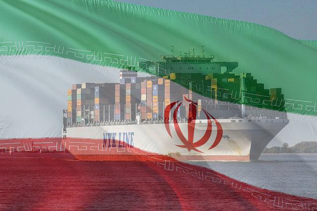 Der Iran bestreitet den Angriff auf ein Frachtschiff in israelischem Besitz in der Nähe des Golfs von Oman