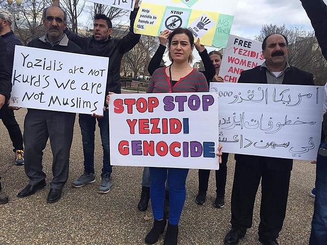 Jesidische Sklavinnen auf Online-Auktionen in Türkei verkauft