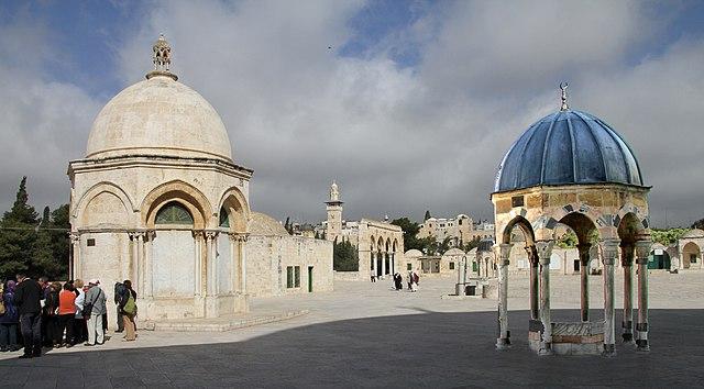 Schocker aus Saudi-Arabien: Tempelberg ist jüdisch, Muslime sollten Richtung Mekka beten