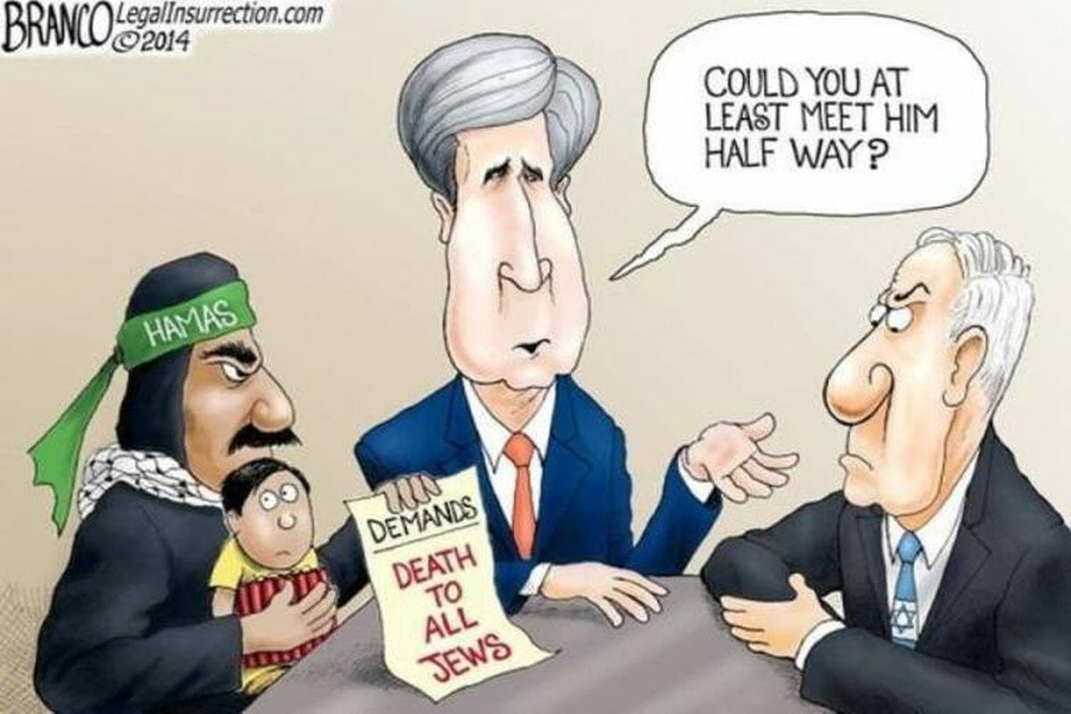 """European Council on Foreign Relations"": EU soll mit Hamas gegen Israel agieren"