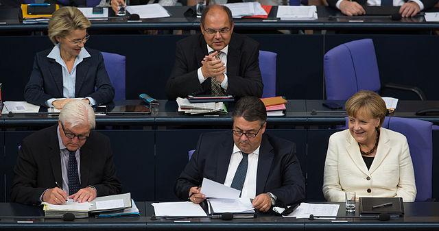 BVG: Bundespräsident Steinmeier darf Gesetz zur getarnten Schuldenunion vorerst nicht unterzeichnen