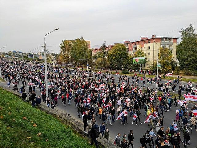 Viele Festnahmen bei Protesten in Weißrussland