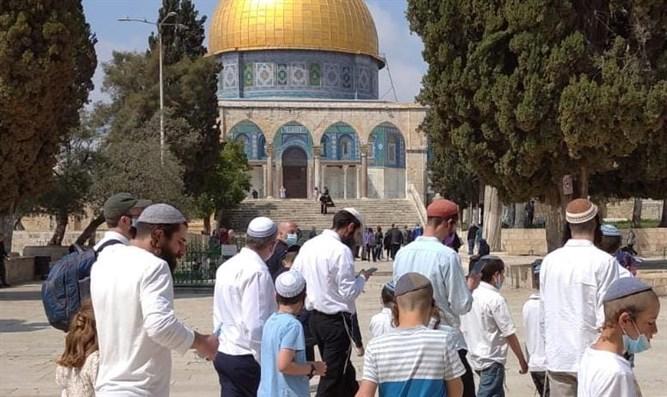PA nennt Juden, die den Tempelberg besuchen, eine