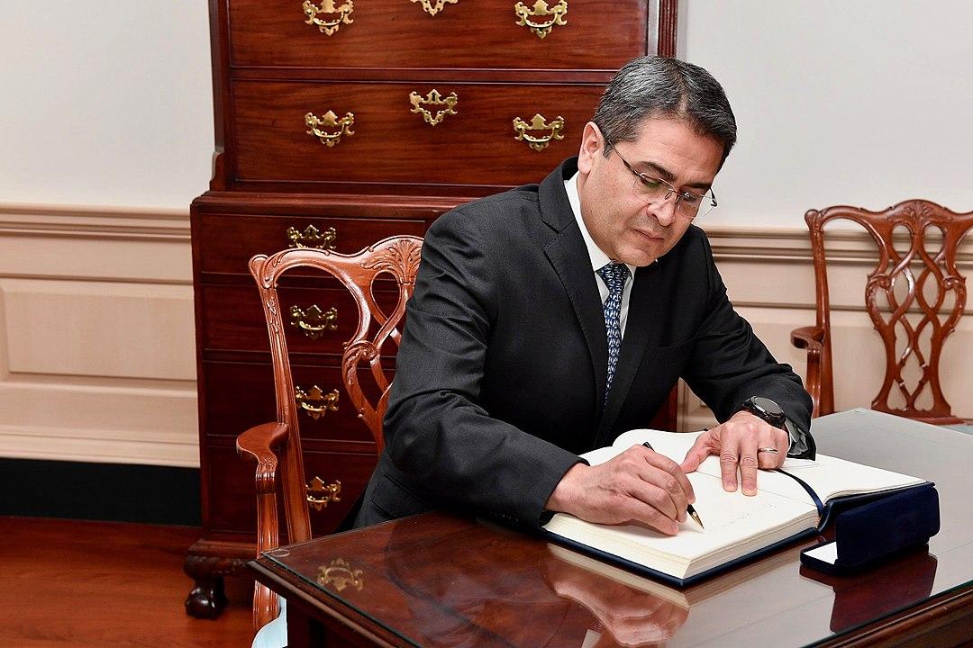 Lebenslange Haft für Bruder des Präsidenten von Honduras
