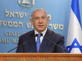 Premier Netanyahu spricht mit Kronprinz Bahrains