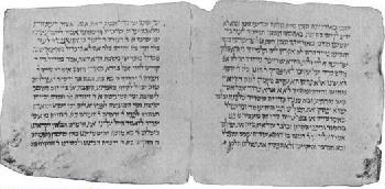 Wie und warum landete ein Talmud-Traktat in Hitlers Bunker?