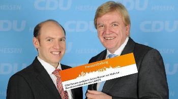Der hessische CDU-Kotau vor einer Linksextremistin