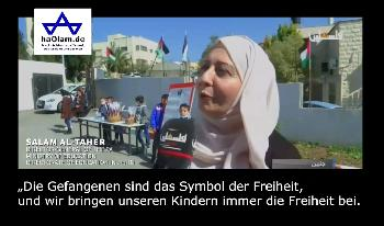 Palästinenser: Terrorunterricht in den Schulen [Video]