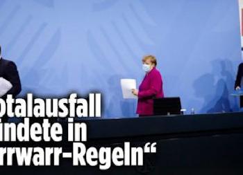 Nach Merkels Corona-Debakel: BILD-Rückkehr zum kritischen Journalismus [Video]