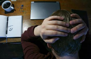 Gedankenverlorenes Territorium: Selbstmord-Bomber hoffen, dass die Homeoffice-Regeln bald enden