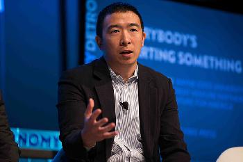 New Yorker Bürgermeisterkandidat Andrew Yang und sein Problem mit Israel