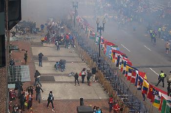 Der Boston-Marathon-Bomber verklagt wegen seiner Behandlung im Gefängnis