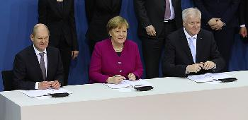Corona: Deutsche Bundesregierung spielt auf Zeit