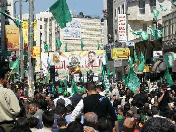 Der führende Hamas-Beamte Barghouti stirbt an COVID-19