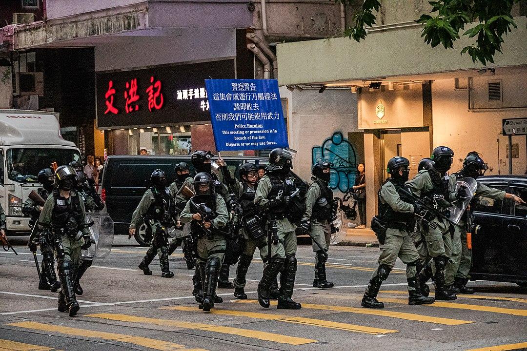"""Gericht befindet Hongkonger Demokratie-Aktivisten für """"schuldig"""""""