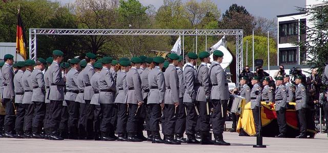 Die Bundeswehr sucht nach zwei Rabbinern für seine 300 jüdischen Soldaten