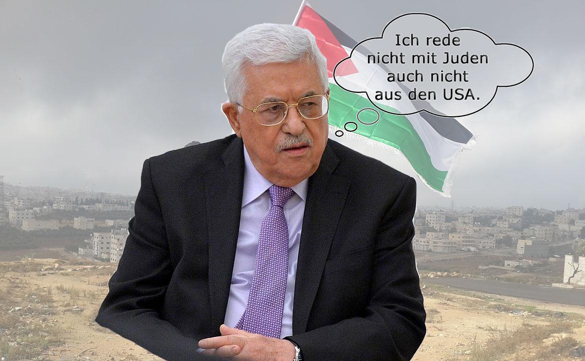 Mahmoud Abbas lehnte einen Anruf des US-Außenministers Antony Blinken ab
